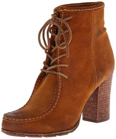 FRYE Women's Parker Moc Short Boot >>> Awesome boots. Click the image : Ankle Boots