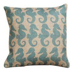 blue seahorse love...