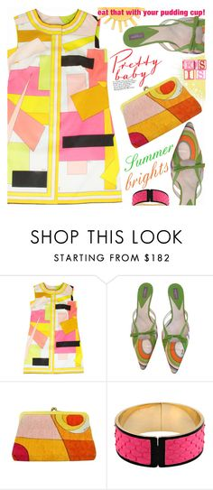 """""""Shine Bright!"""" by shoaleh-nia ❤ liked on Polyvore featuring Emilio Pucci"""