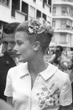 Grace Kelly. Tocados.