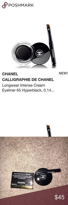 CHANEL Eyeliner Brand new in box! Chanel eyeliner comes with mini brush CHANEL Makeup Eyeliner