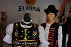 #tradition #costumes #CreativeEastSlovakia #Prešov #Elmira #Slovakia #Art #Craft Christmas Sweaters, Costumes, Traditional, Creative, Jackets, Craft, Fashion, Down Jackets, Moda