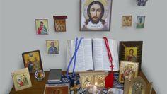 On Having a Prayer Corner at Home