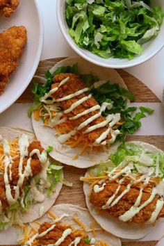 Peri Peri Style Chicken and Rice - Moribyan Mcchicken Sauce, Chipotle Chicken Pasta, Grilled Chicken, Taco Bell Crunchwrap Supreme, Buttermilk Chicken Tenders, Mcdonalds Chicken, Chicken Wraps, Wrap Recipes, Main Dishes