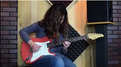 "Chelsea Constable: Signature Tone/Lesson - Main and Outro Solos By Mark Knopfler/Dire Straits   Hey everyone! Just wanted to let you check out my new TC Electronic ""Signature Tone Series"". This is a series where I will be doing a signature tone of some of my favorite guitarists utilizing some of TC Electronic's amazing products. I also want to thank Suhr Custom Guitars amps and pickups (guitar used - Suhr Classic Pro amp used Suhr Hedgehog 50 cab used Suhr 2X12 loaded with Celestion Heritage…"