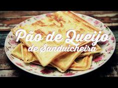 Moderno, mas sem perder a tradição: pão de queijo de sanduicheira | Catraca Livre