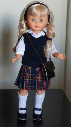 Red Fashion, Fashion Dolls, Nancy Doll, Barbie, Friends Fashion, Hello Dolly, 18 Inch Doll, Vintage Dolls, Doll Patterns