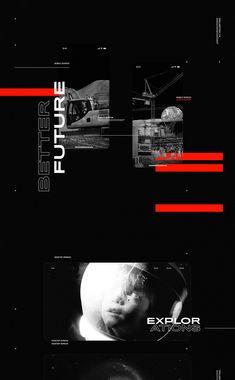 vaporwave color palette Collection on Behance Graphic Design Layouts, Graphic Design Posters, Graphic Design Typography, Graphic Design Inspiration, Layout Design, Typographic Design, Brochure Design, Flugblatt Design, Design Bauhaus