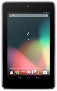 Rumor: Google's Next Generation Nexus 7 Tablet to Appear in July