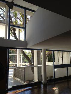 Casa Curutchet, de Le Corbusier, em La Plata, Argentina.
