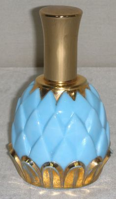 Vintage 1950's Devilbiss Perfume Bottle by ShonnasVintage on Etsy, $34.99