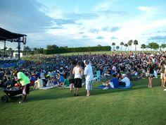 Sábado, 26 de septiembre. West Palm Beach, Florida (Cruzan Amphitheater).
