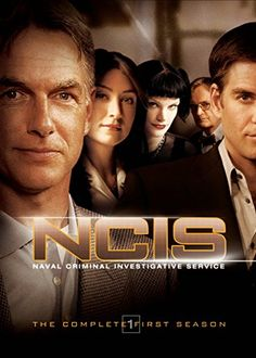 #NCIS DVD set season 1