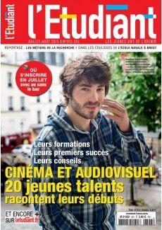 l'Etudiant n° 393, juillet-août 2015