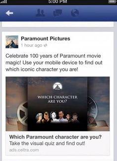 Facebook Werbung: Keine Rich Media Anzeigen mehr für Desktop und die rechte Spalte.