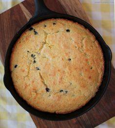 blueberry not cornbread