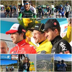 That guy in Yellow - Primoz Roglic! Watch this space... Final stage of Volta Algarve Bike Race 2017, it was like being on Alpe d'Huez...fantastic atmosphere, fans motivated, sun shone brightly... Thank you to our special guests for being apart of our special week, we loved it! Obrigado to Volta Algarve Organisation for showcasing this special region with an amazing Bike Race Tour.