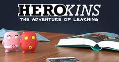 Herokins is the most fun and efficient toy for teaching your children healthy habits and lessons! | Crowdfunding is a democratic way to support the fundraising needs of your community. Make a contribution today!
