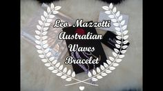 How to wear a Leo Mazzotti's Anchor bracelet