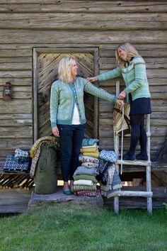 Crochet Cardigan, Knit Crochet, Norwegian Knitting, Fair Isle Knitting, Mantel, Knitting Patterns, Fair Isles, Knitting Sweaters, Space Images