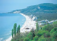 Sunny Beach, Bulgaria... I will go there one day :)