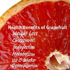 I've been eating 1/2 grapefruit every morning and can tell a huge difference in my day!  Love them!