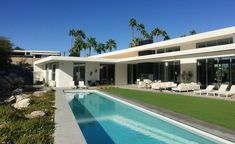 Palm Springs Modernism Week 2018 preview | Palm SpringsModernismWeek, which runs from 15–25 February2018, has announced its 11-day programme of mid-century modern architecture, interiors,culture, parties and plenty of opportunities to knock back amartini. Explore what this microcosm of mid-centurymodernismhas to offer #architecture #palmsprings #modernism