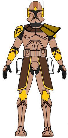 Clone Commander Jet