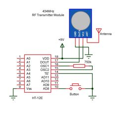 gsm based home automation system circuit diagram home automation rh pinterest com