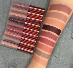 LASplash VelvetMatte Liquid Lipstick