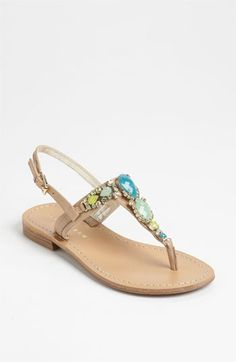 5fb1558213f Ivanka Trump  Pansy  Sandal for Spring. Had a pair and wore them so