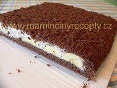 Czech Recipes, Ethnic Recipes, Red Velvet Cheesecake, Cake Tutorial, Craft Stick Crafts, Graham Crackers, Cheesecakes, Tiramisu, Nutella