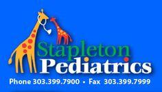Stapleton Pediatrics!