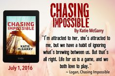 Abby and Logan's story. Sixth full length novel in the Pushing the Limits series.