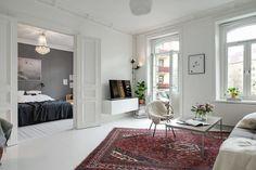 Ultra-Cool And Minimal Swedish Home