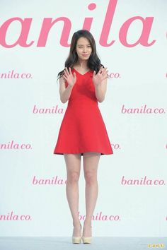More photos of Song Ji Hyo at Taiwan for Banila Co. opening ceremony event