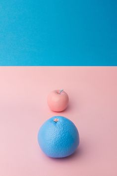 Colour Morphology Still Life Project by André Britz