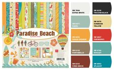 Paradise Beach   Paint colors from Chip It! by Sherwin-Williams