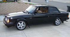 My 1984 242 Turbo in 2007.