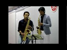 """Besame Mucho"" - Tenor and Alto sax"