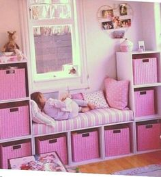 39 Best Girl\'s bedroom & storage images | Girls bedroom ...