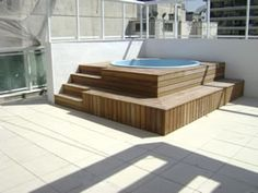 1000 images about piscinas on pinterest pools small for Piscina elevada