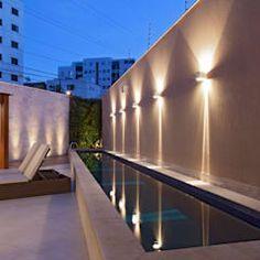 Piletas de estilo moderno por Estela Netto Arquitetura e Design