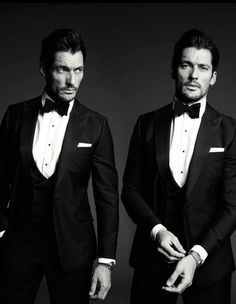 David Gandy in the January issue of @GQSpain