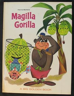 Magilla Gorilla - Great after school cartoon Classic Cartoon Characters, Cartoon Tv, Classic Cartoons, Cartoon Shows, Cartoon Crazy, Cartoon Monkey, Old School Cartoons, Cool Cartoons, Retro Cartoons
