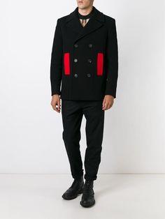 Givenchy Manteau Bicolore - Mantovani - Farfetch.com 1190 EUR