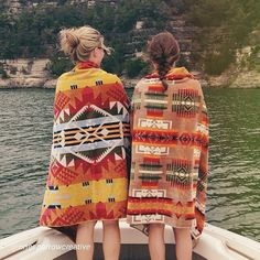 Pendleton towels - Getting ready for Fall