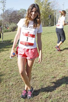 Adriana Ugarte, número 1 como actriz y atleta solidaria