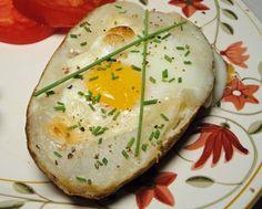 Egg in spud
