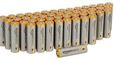 Pack of 36 AAA alkaline batteries Premium long lasting power Perfect for emergency supplies, toys, remote controls, or anything that takes AAA batteries 5 year shelf life.Ships in Certified Frustration-Free Packaging Not rechargeable 1 Of 1, Solar Panel Kits, Solar Panels, Battery Hacks, Battery Icon, Emergency Supplies, Cleaning Supplies, Alkaline Battery, Thing 1
